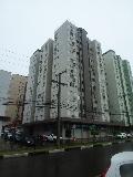 Um dos apartamentos ofertados está localizado neste prédio em Novo Hamburgo.