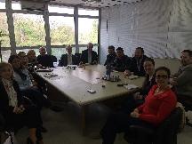 Comitê de Gestão esteve reunido na Celic para escolha de seu presidente