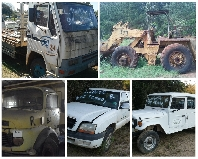 Leilão terá veículos recuperáveis e irrecuperáveis, além de materiais e equipamentos diversos