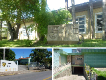 Os imóveis estão localizados em Bento Gonçalves e Santa Maria